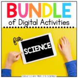BUNDLE of Science + Social Studies Digital Activities | Di