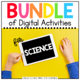 BUNDLE of Science + Social Studies Digital Activities | Di