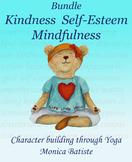 BUNDLE x 4 MINDFULNESS. KINDNESS. SELF-ESTEEM. Character E