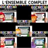 6 Cahiers interactifs + 6 Quiz iBooks + 6 Histoires AUDIO (GROWING BUNDLE)