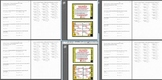 BUNDLE***Arithmetic & Geometric Seq - Explicit, Recursive Formula & Exit Ticket