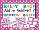 BUNDLED Add, Subtract, Multiply, or Divide Word Problem Relay Race Review Game
