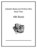 BUNDLED Alphabet Books and Children Who Read Them CC Curricum Map 1st Grade
