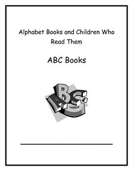 BUNDLED Alphabet Books and Children Who Read Them CC Curricum Map 1st Grade