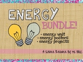 BUNDLED Energy Integrated Unit: Potential, Kinetic, Light,
