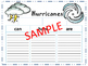 BUNDLED Hurricanes and Tornadoes by Gail Gibbons Task Cards