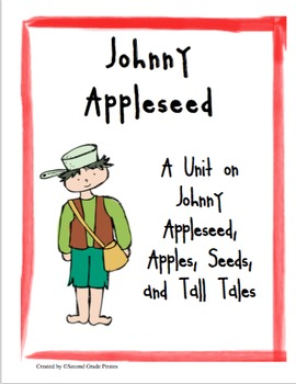 BUNDLED Johnny Appleseed and Apples Everywhere