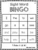 BUNDLED: Journey's First Grade Sight Word Bingo (Unit 1)