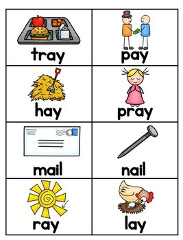 BUNDLED Long Vowel Differentiated Read the Room