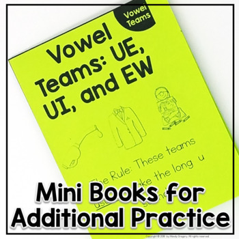 BUNDLED Long Vowel Teams Phonics Powerpoints and MORE!