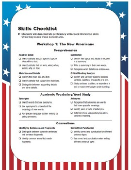 BUNDLED - Read 180 - Stage B - Skills Overview, Pre Reading Sheets, and RWs