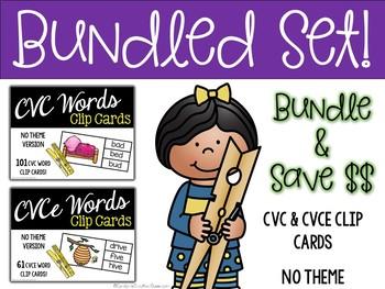 BUNDLED SET - CVC & CVCE