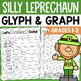 BUNDLED SET of Holiday Glyph & Graph Math Sets