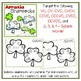 BUNDLED Shamrocks: Speech and Language Shamrock Crafts