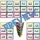 BUNDLED Short Vowel CVC & Long Vowel CVCe Colored Block Game Cards