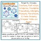 BUNDLED Snowflakes: Speech & Language Snowflake Crafts