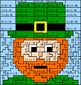 BUNDLED - St. Patrick's Day Multiplication and Division Mystery Pictures