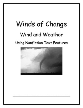 BUNDLED Winds of Change 6 Week Unit Common Core Curriculum Map First Grade