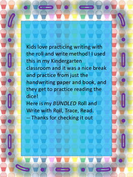 BUNDLED roll and write