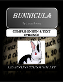 BUNNICULA - A RABBIT-TALE OF MYSTERY - Comprehension & Text Evidence