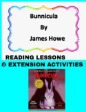 BUNNICULA BY JAMES HOWE LESSON PLANS