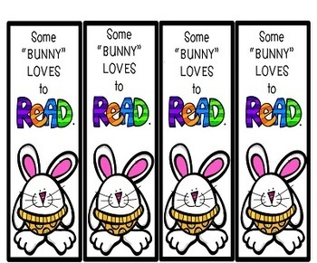 Spring and Easter Activities Bunny Bundle