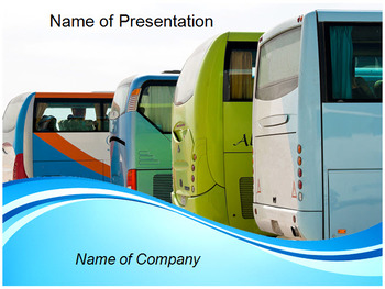BUS POWERPOINT TEMPLATE