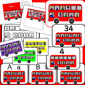 BUS thematic unit- games and displays