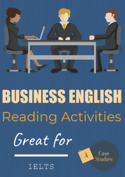 BUSINESS ENGLISH Reading Activities