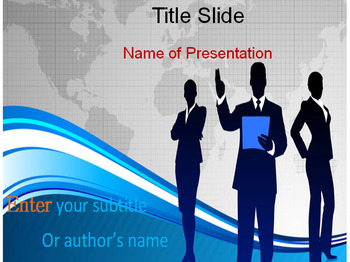 BUSINESS MANAGEMENT POWERPOINT TEMPLATE
