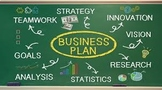 Business and Economics: BUSINESS PLAN