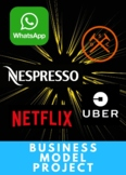 BUSINESS PLAN / BUSINESS MODEL PROJECT / ENTREPRENEURSHIP