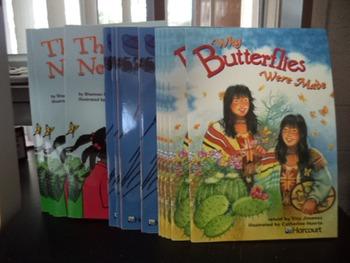 BUTTERFIES,MOSQ,NEXT DOOR      (SET OF 14 BOOKS)