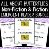All About Butterflies: Emergent Reader Book Bundle