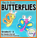 BUTTERFLY - How to Draw