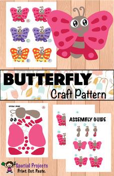 All About Butterflies Nonfiction Unit