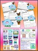 BUTTERFLY LIFE CYCLE Booklet & Writing Activity! Color Version