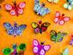 BUTTERFLY WORD FAMILIES Spring Bulletin Board Bundle Writi