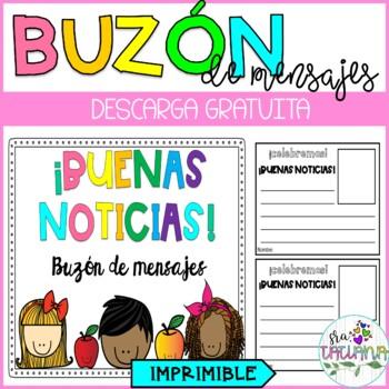 BUZÓN DE MENSAJES/ GOOD NEWS DROP BOX