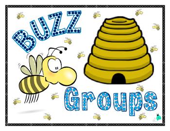 BUZZ Groups- Oral Language
