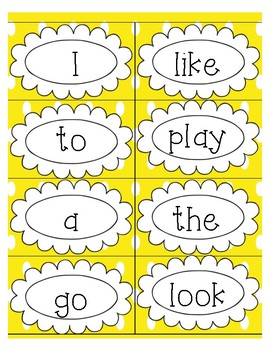 BUZZ! ABC Letter and Sight Word Game