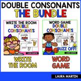 Double Consonants Activities