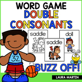 Double Consonants Word Game