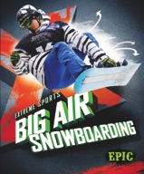 Big Air Snowboarding