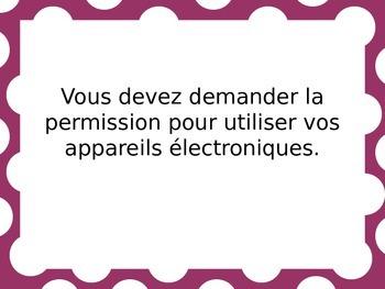 BYOD - Apportez vos appareils personnels - Les Regles