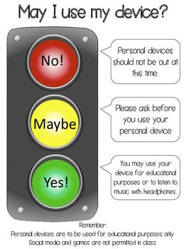 Image result for byod stop light