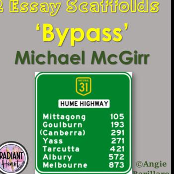 BYPASS - MICHAEL MCGIRR TWO ESSAY SCAFFOLDS