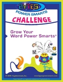 Multiple Intelligences Challenge:  Grow Your Word Power Smarts®