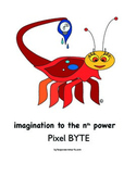 Multiple Intelligences:  BYTES Power Smarts® Character Poster #5 - Pixel BYTE