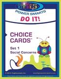 Multiple Intelligences:  DO IT! CHOICE CARDS® - SOCIAL CON